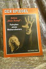 Der Spiegel 32/66 1.8.1966 Fahrplan eines Welteroberers