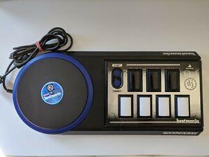 Konami Beatmania IIDX Turntable Controller 25047-CON PS2