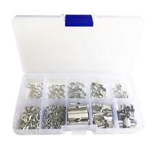 Kit DIY Bijoux Starter Earring Collier Bracelet Fermoir Accessoire - Blanc  Y9Y1