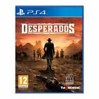 Desperados 3 Sony Playstation 4 PS4 BRAND NEW AND SEALED FREE POSTAGE UK