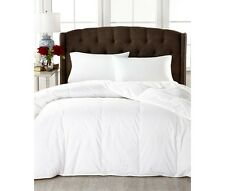 Lauren Ralph Lauren Bronze Comfort King Comforter Cotton Cover White Down Fill