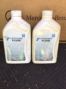 2 Litre ZF Automatic Transmission Oil Lifeguard 6 6HP ATF2 Hydraulic For BMW