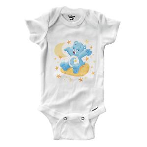 Infant Gerber Onesies Bodysuit One-Pieces Clothes Bedtime Bear Sleepy Moon Stars