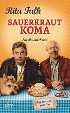 Rita Falk - Sauerkrautkoma: Der fünfte Fall für den Eberhofer