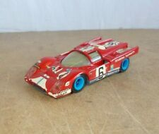 Ancienne vintage SUPER CHAMPION 1/43 - FERRARI 512 M LE MANS 1971 #6 - 70s