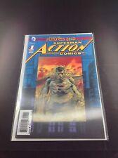 Superman Action Comics #1 One-Shot NM+ New 52 Futures End DC Comics