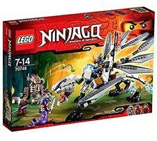 NEW LEGO 70748 Ninjago Titanium Dragon