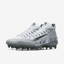 Nike Men's Alpha Menace Elite Russell Wilson Gray AH8216 100 Football Cleats 13