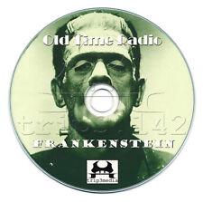 Frankenstein - Old Time Radio (OTR) Horror MP3 CD (ScARy gHoST sToRy Audiobooks)