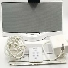 Bose Sound Dock digital music system series Ifor iPod (White) w/ Remote