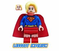 LEGO Minifigure - Supergirl - Dimensions DC Superman FREE POST