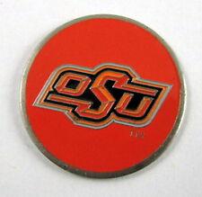 5 NCAA Collegiate Golf Ballmark Ballmarker ballmark Oklahoma State OSU Orange