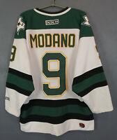 MEN'S NHL DALLAS STARS VINTAGE ICE HOCKEY JERSEY SHIRT MIKE MODANO CCM SIZE M