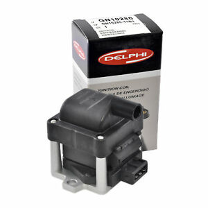 Delphi Ignition Coil GN10280 For Volkswagen Sedan Golf Jetta 1991-2009