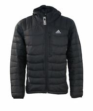 adidas Hip Length Polyamide Hooded Coats & Jackets for Men