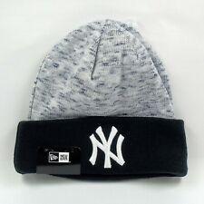 New Era Cap Men's MLB New York Yankees Chiller Tone Winter Knit Beanie Hat