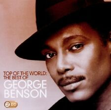 George Benson Top Of The World: The Best Of 2-CD NEW SEALED 2010