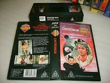 *DOCTOR WHO: CASTROVALVA (1982)* 1995 Original BBC VHS Issue