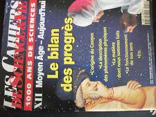 ** Les cahiers de sciences & vie n°54 Aux sources de l'espace temps / L'Homme