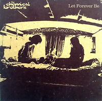 The Chemical Brothers CD Single Let Forever Be - Promo - England (EX/EX)