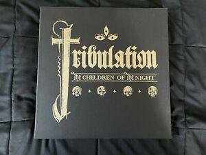 Tribulation – The Children Of The Night LP Box 2015 NEW