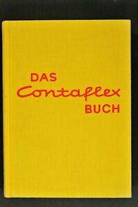 Das Contaflex Buch 2. Auflage 1960 (Heinrich Freytag) 1A-Zustand