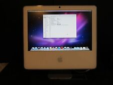 Apple iMac 17in Desktop 1.83GHz 2GB 160GB CDRW/DVD WiFi - MA710LL/A