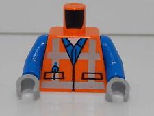 Lego Minifigure Torso The Lego Movie Emmet T99