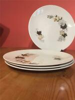 4 x Royal Doulton Westwood Dinner Plates 10.5""
