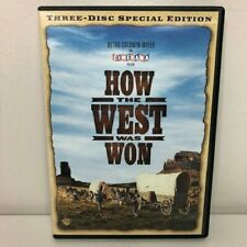 How the West Was Won DVD 2008 3 Disc Special Edition James Stewart Western