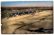 CPSM PF 50 - PIROU PLAGE (Manche) - 2. La Plage de sable à marée descendante