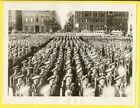 1938 Italian Marines Pay Tribute to Unknown Soldier Original Press Photo