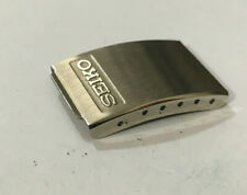 RARE SEIKO STAINLESS STEEL WATCH STRAP CLASP/BUCKLE,16MM/25MM,N.O.S.(TRP-05)