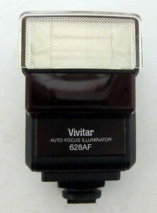 VIVITAR 628AF AUTO FOCUS ILLUMINATOR SHOE MOUNT FLASH