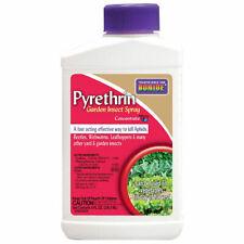 Bonide 857 Concentrate Pyrethrin Garden Insect Spray, 8 Oz