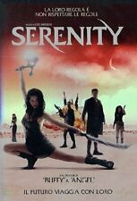 SERENITY - SERIE TV FIREFLY JOSS WHEDON - DVD COME NUOVO