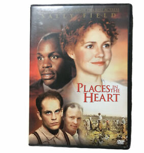 PLACES IN THE HEART DVD Academy Award Winning SALLY FIELD, DANNY GLOVER, PG