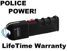 Police 90 TRILLION Volt Self Defense Stun Gun LED Light Tazer holster