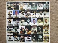 1998 Boston Bruins Alumni  Card set - one signed card per pack