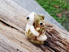 Harmony Kingdom Entwined Frogs Martin Perry