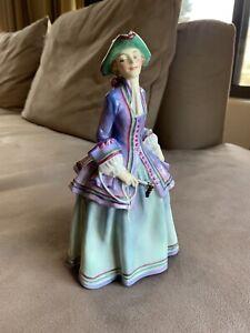 "Rare Royal Doulton Figurine ""Regency"" HN1752"