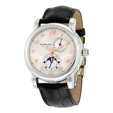 MontBlanc Star Stainless Steel Mens Watch 113848