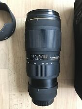 Sigma 70-200mm F2.8 Canon Fit