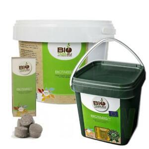 Organic Fertiliser Tablets - BioTabs