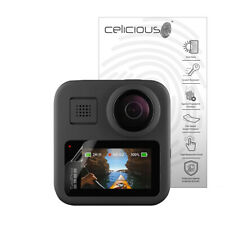 Celicious Matte GoPro Max Anti-Glare Screen Protector [Pack of 2]