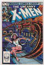 Uncanny X-Men #163 Chris Claremont Kitty Pryde Wolverine Storm Brood 9.2