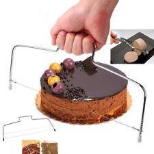 Wire Slicer Cake Cutter Bread Cutting Leveller Decorating Divider Slicer Tools