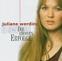 """JULIANE WERDING """"DIE GROßEN ERFOLGE"""" CD NEUWARE"""