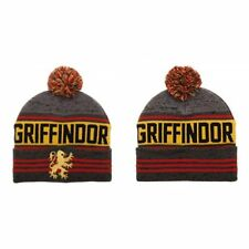 Harry Potter Gryffindor Rolled Knit Beanie - New in stock