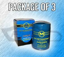 OIL FILTER M5399 FOR CHEVROLET AND GMC 6.6L TURBO DIESEL - CASE OF 3